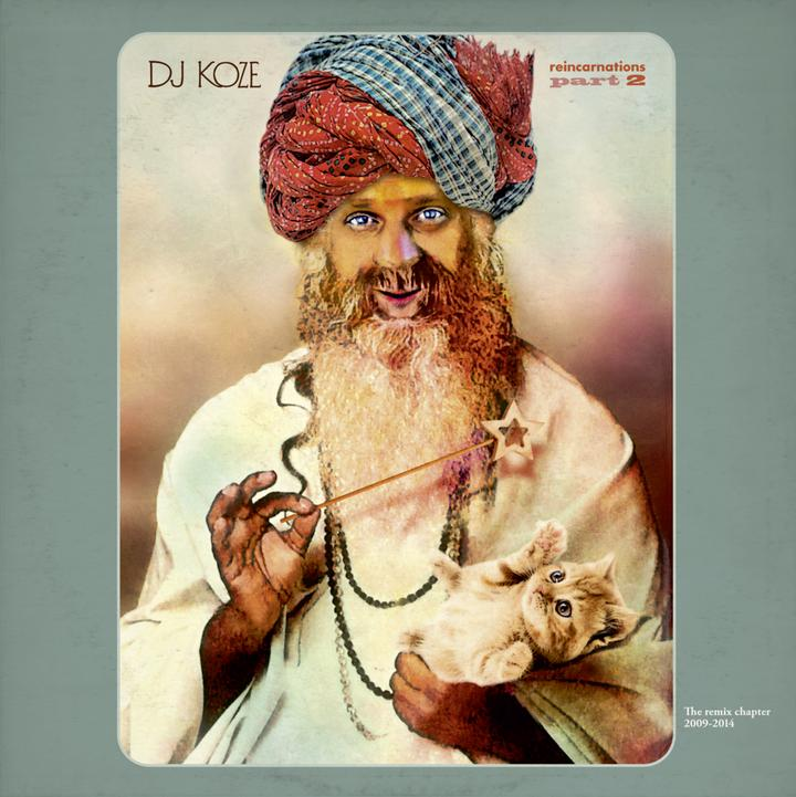 DJ Koze Reincarnations Part 2 Cover