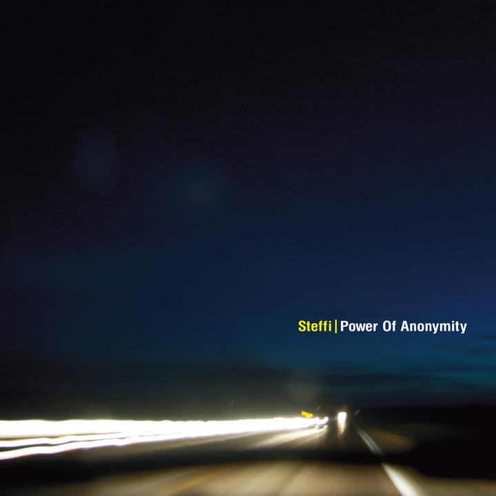 Steffi Power Of Anonymity Cover