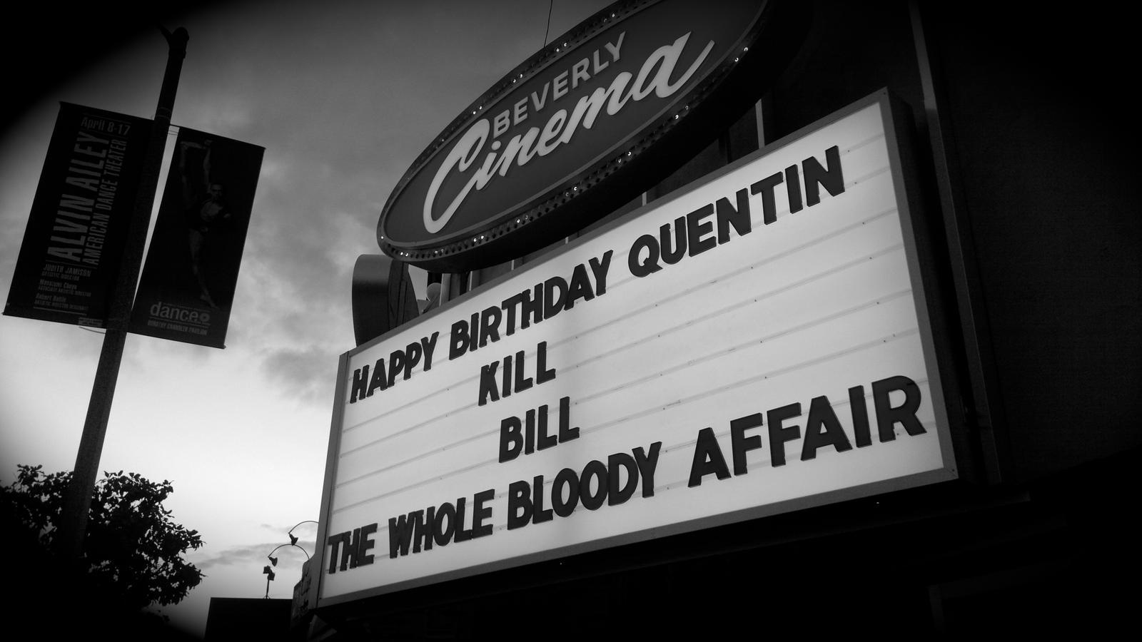 New Beverly Cinema