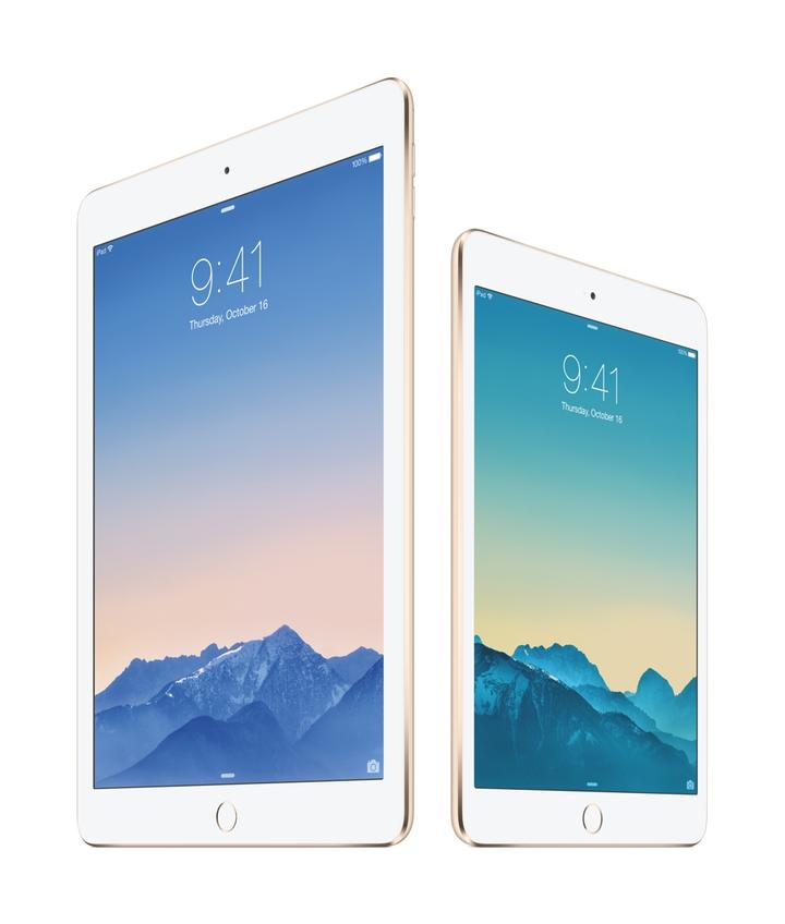 iPad Air 2 - PR