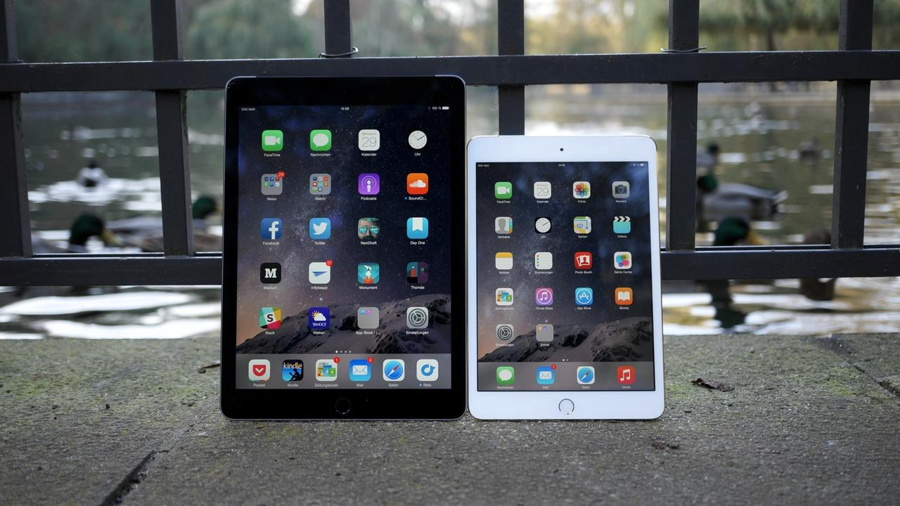 iPad Air 2 - Review - lead