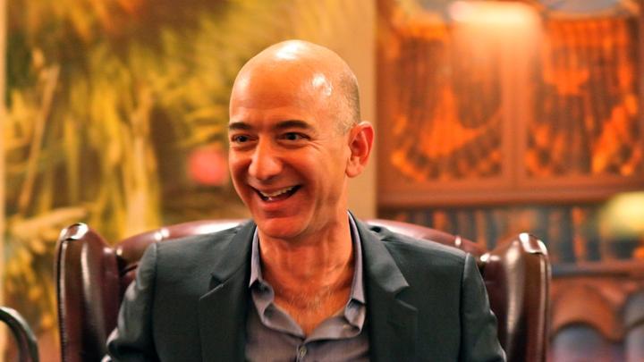 Leseliste - Jeff Bezos