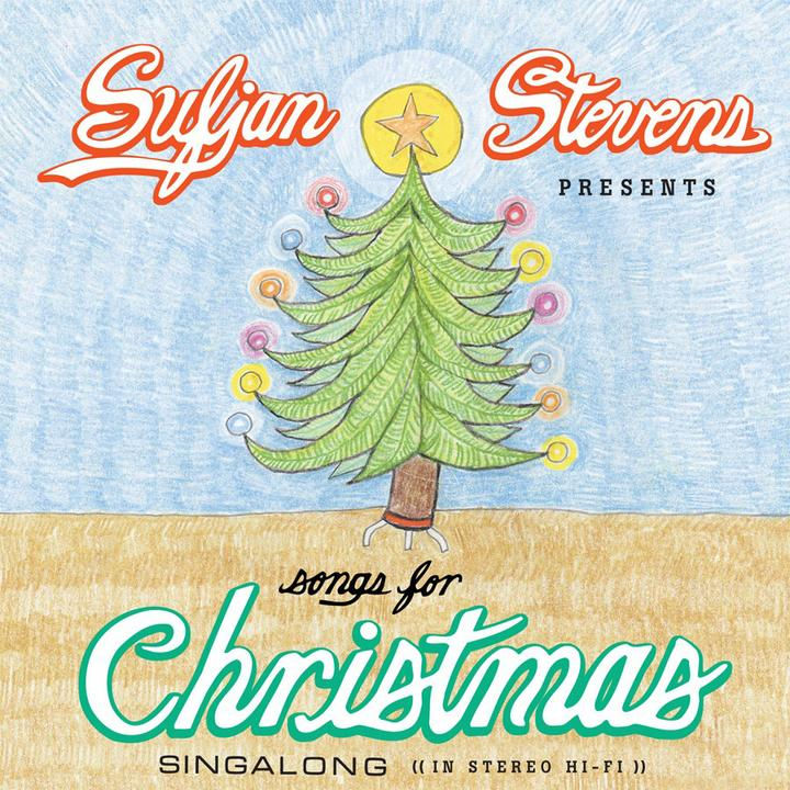 Wochenend Walkman Sufjan Stevens Songs for Christmas