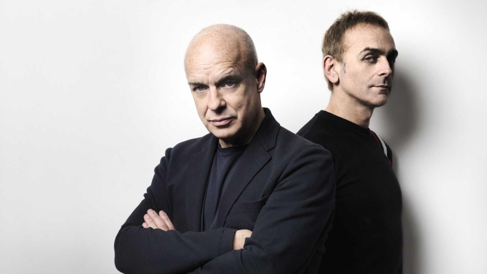 Brian Eno Karl Hyde
