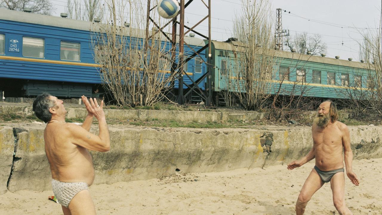 Auf dem Weg: Mariupol