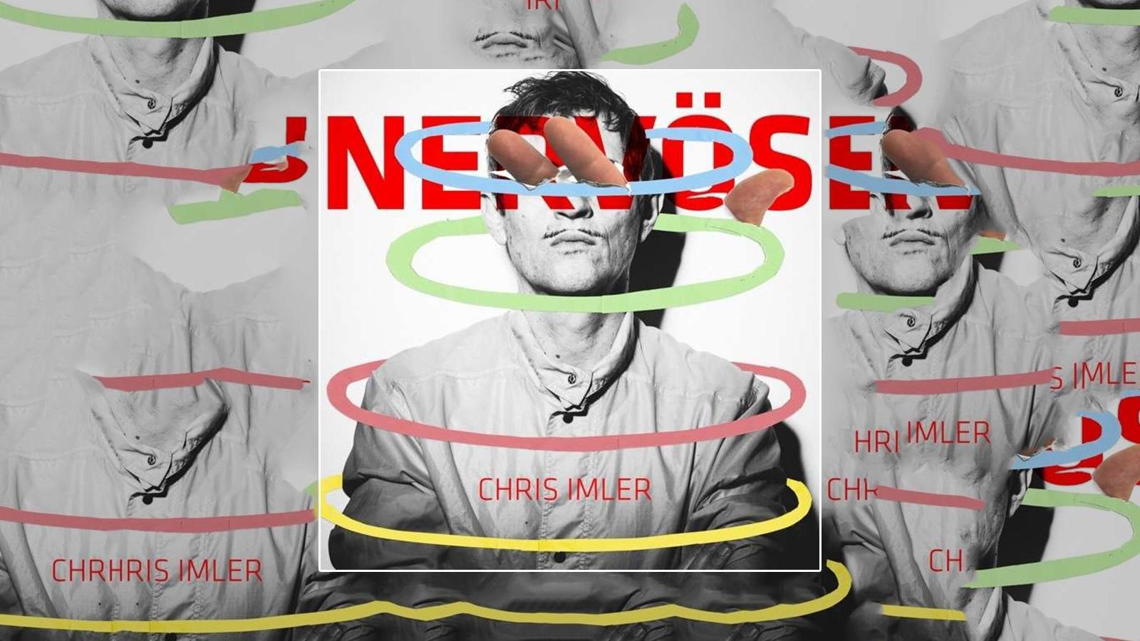 Chris Imler Nervös