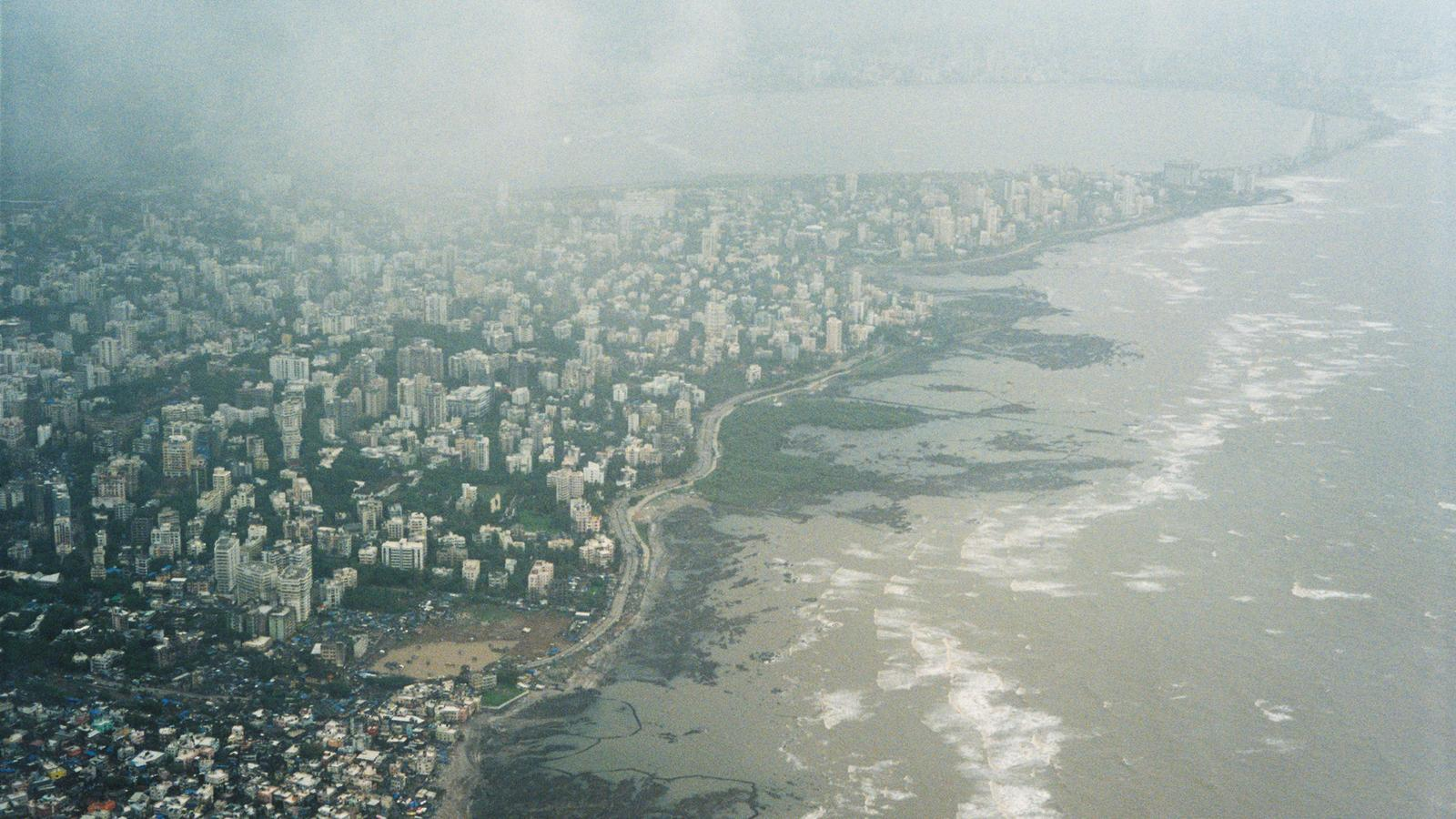 Auf dem Weg Mumbai