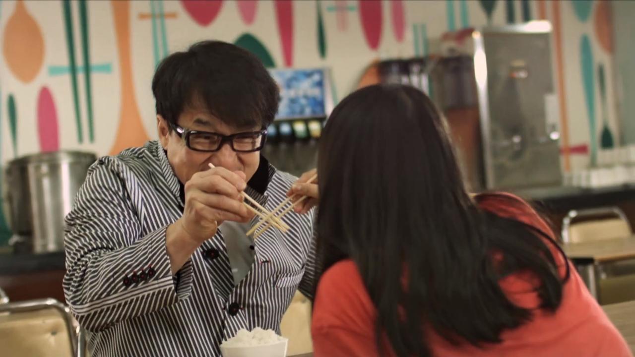 Jackie Chan Hong Yi