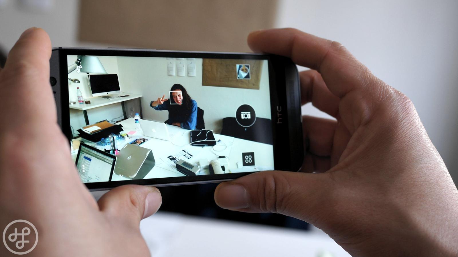 HTC One M8 Kamera