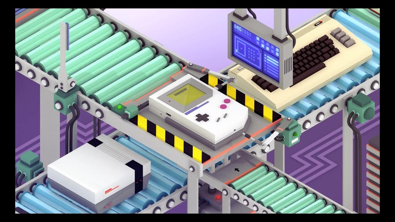 Gameboy 8 bit