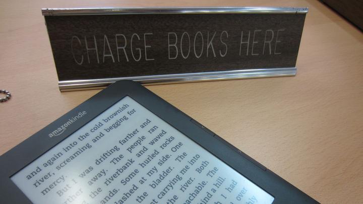 E Book Bücherei