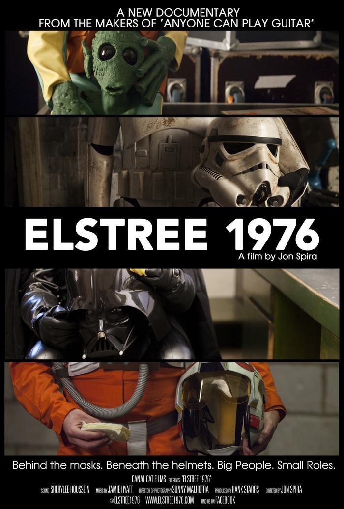 Elstree Plakat