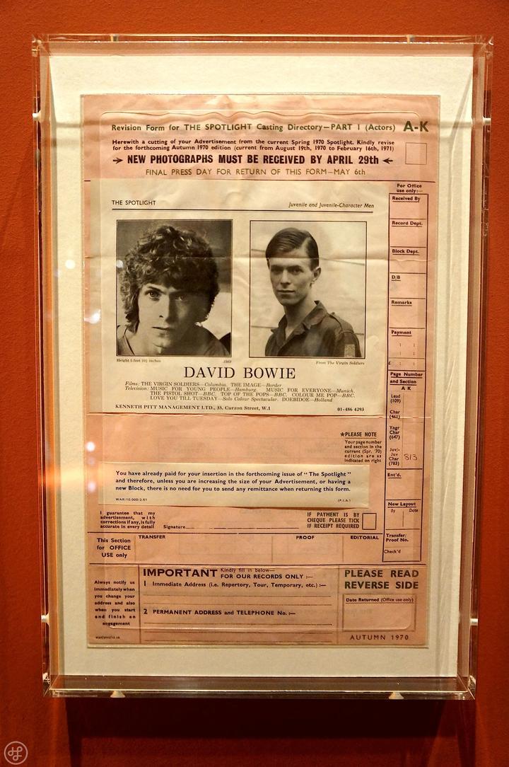 Bowie Berlin Rundgang 03