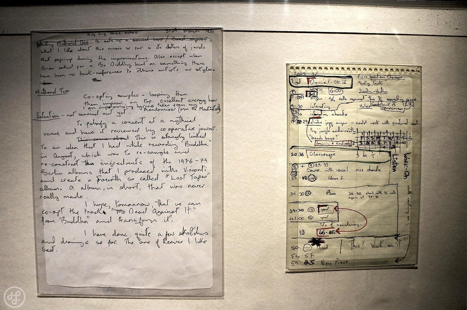Bowie Berlin Rundgang 09