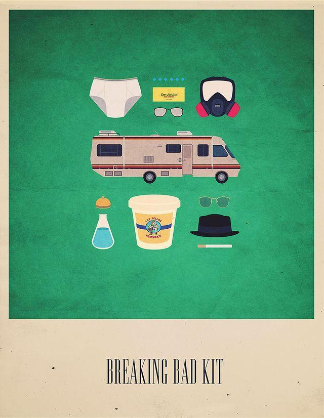 Breaking Bad Kit