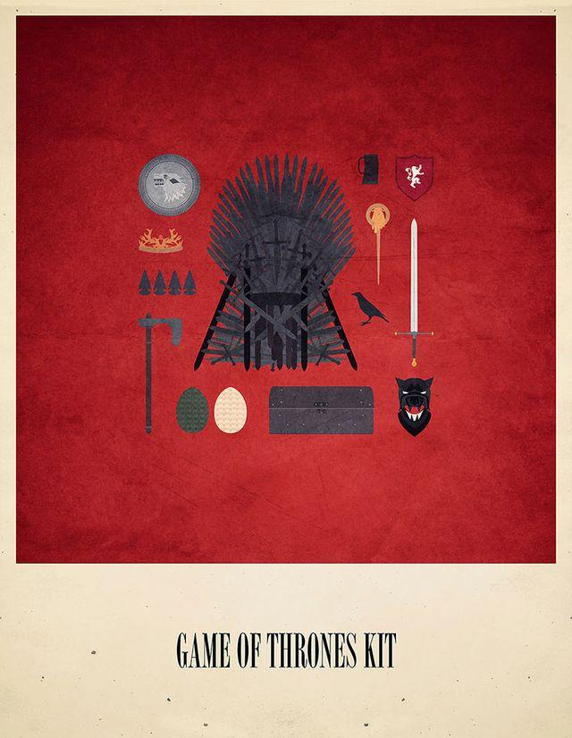 Game of Thrones Kit