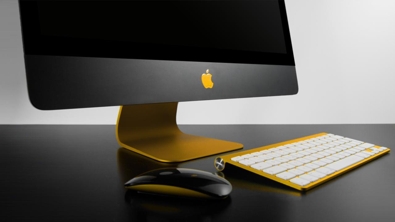 iMac Gold