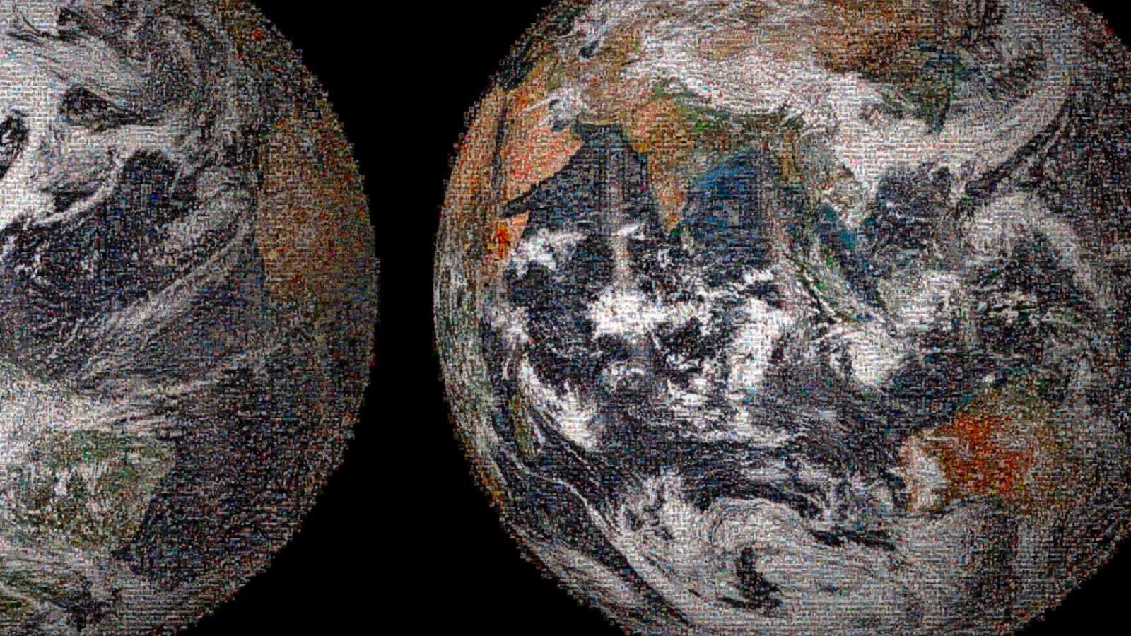 NASA Global Selfie
