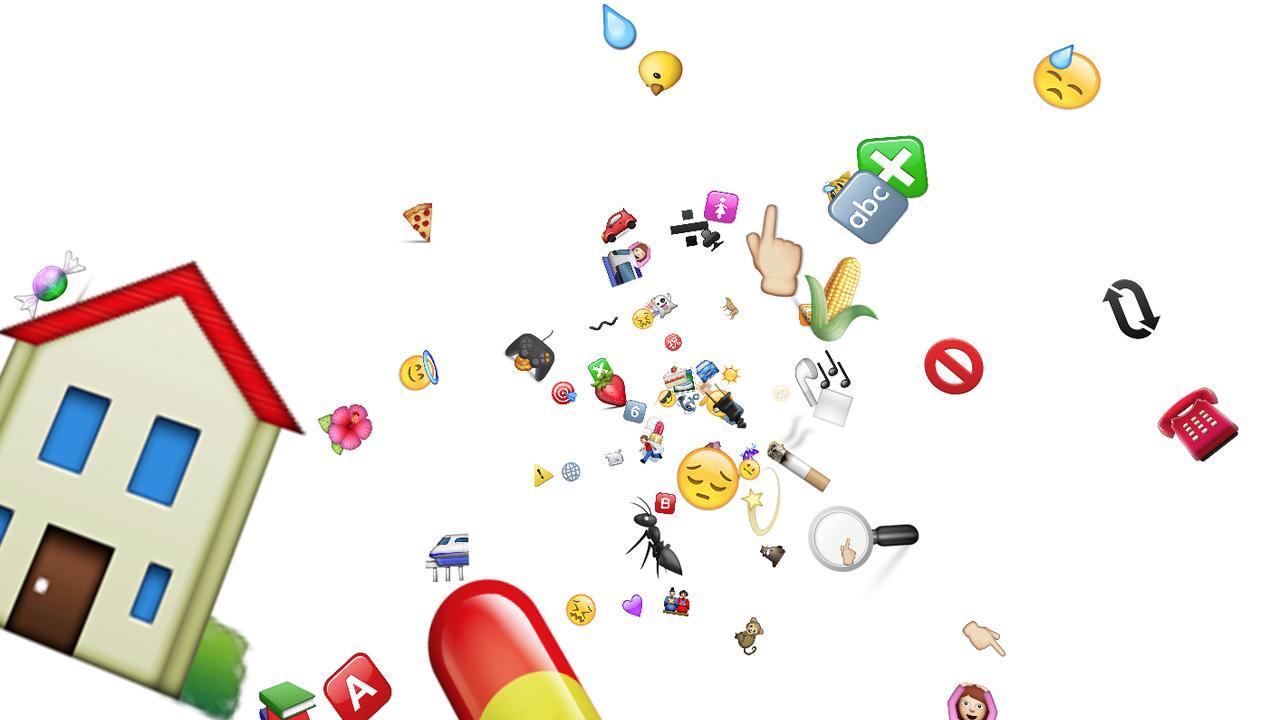 Emoji zone
