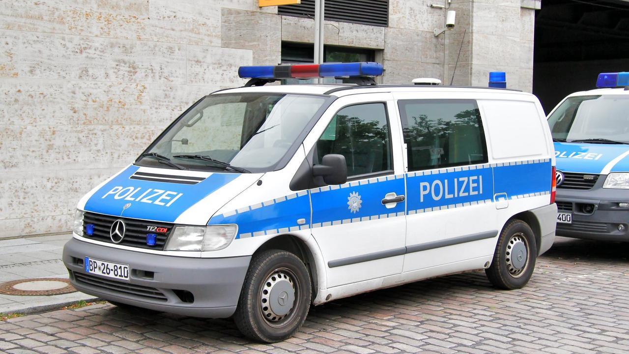 Polizeiauto Berlin