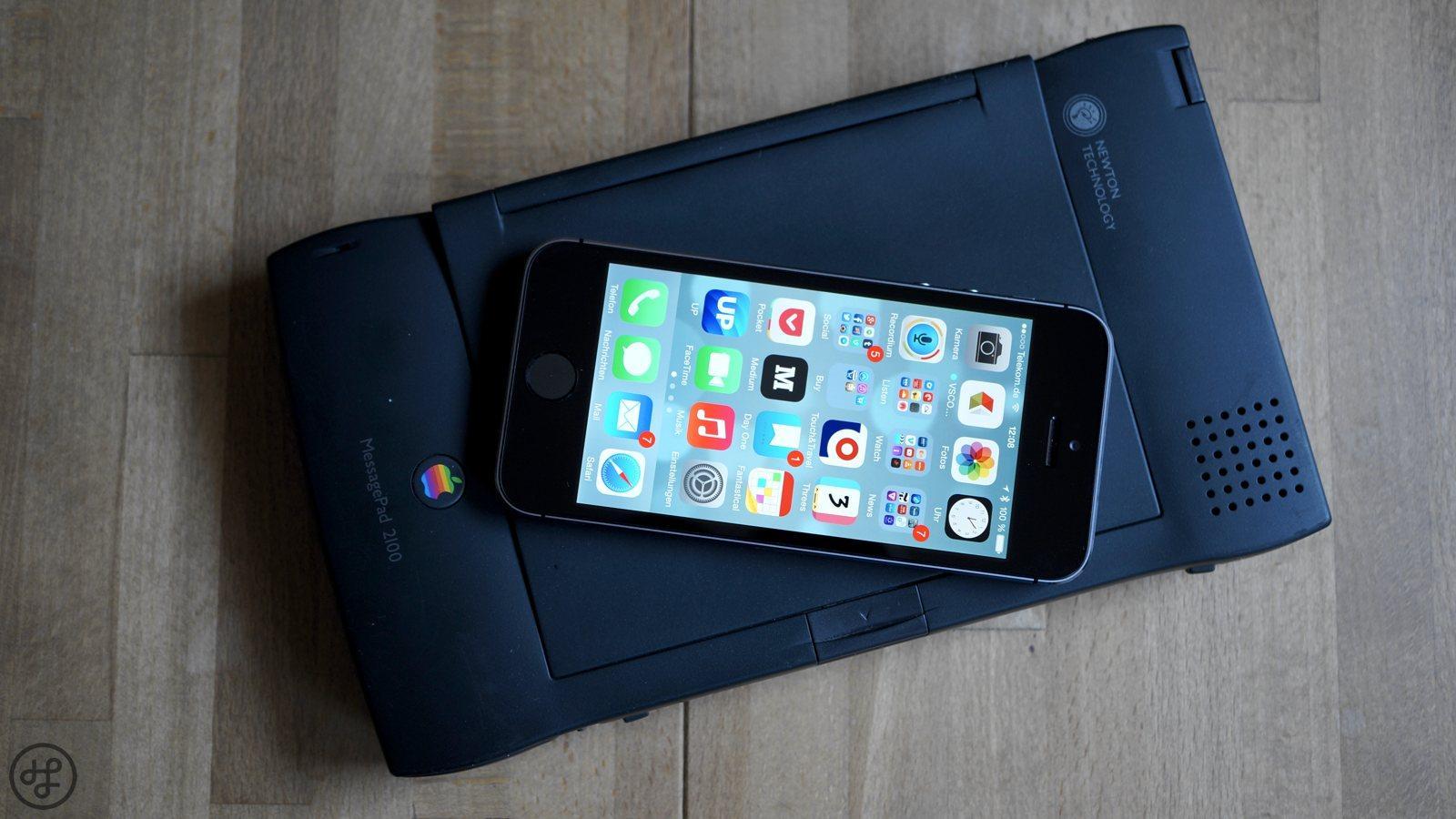 Newton-iPhone