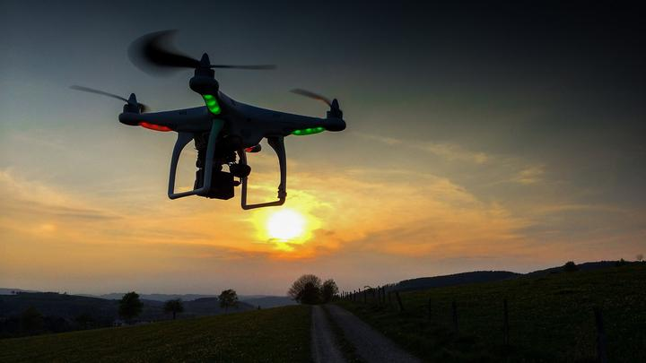 Drone-Kunst