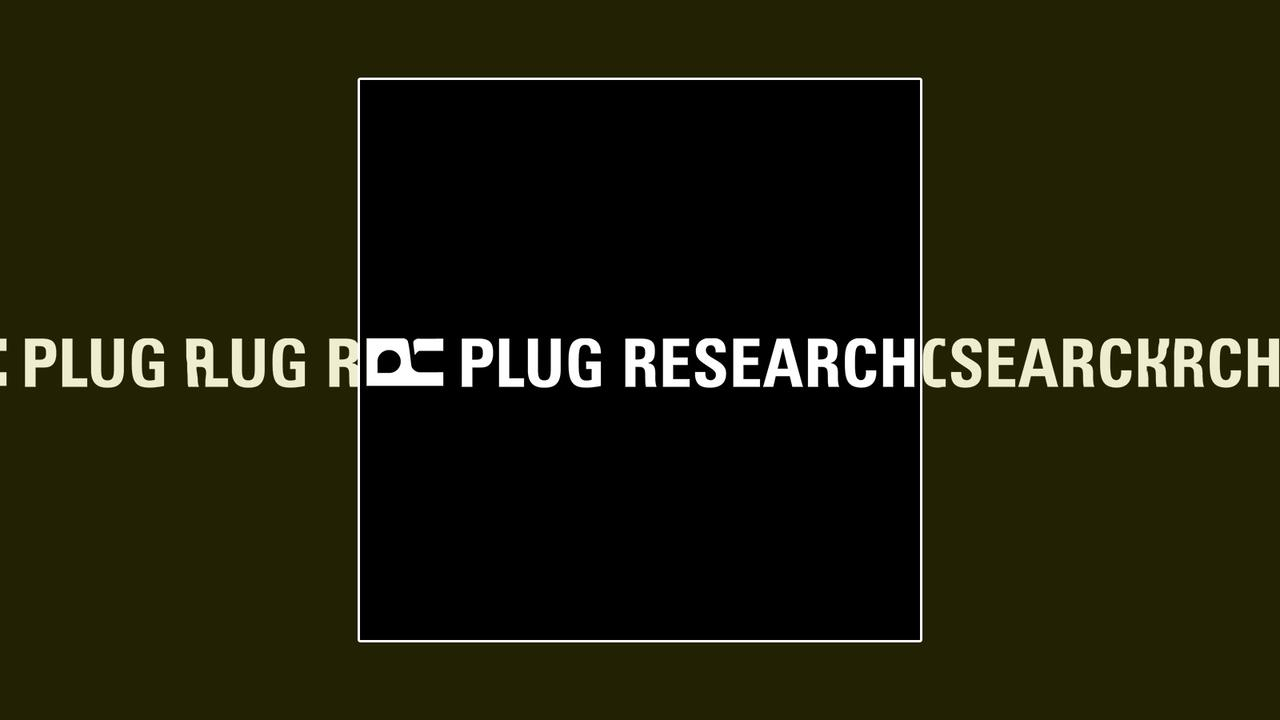 Plug Research lead