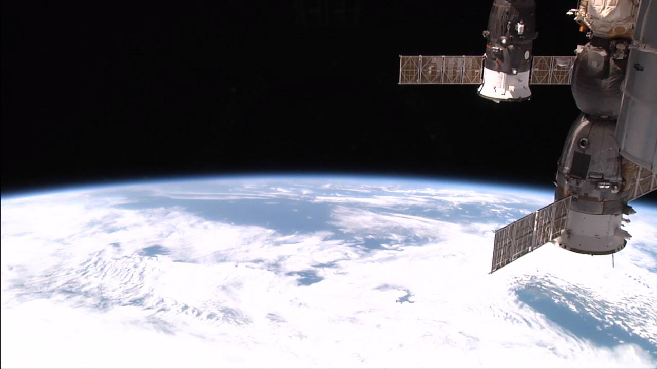 ISS live