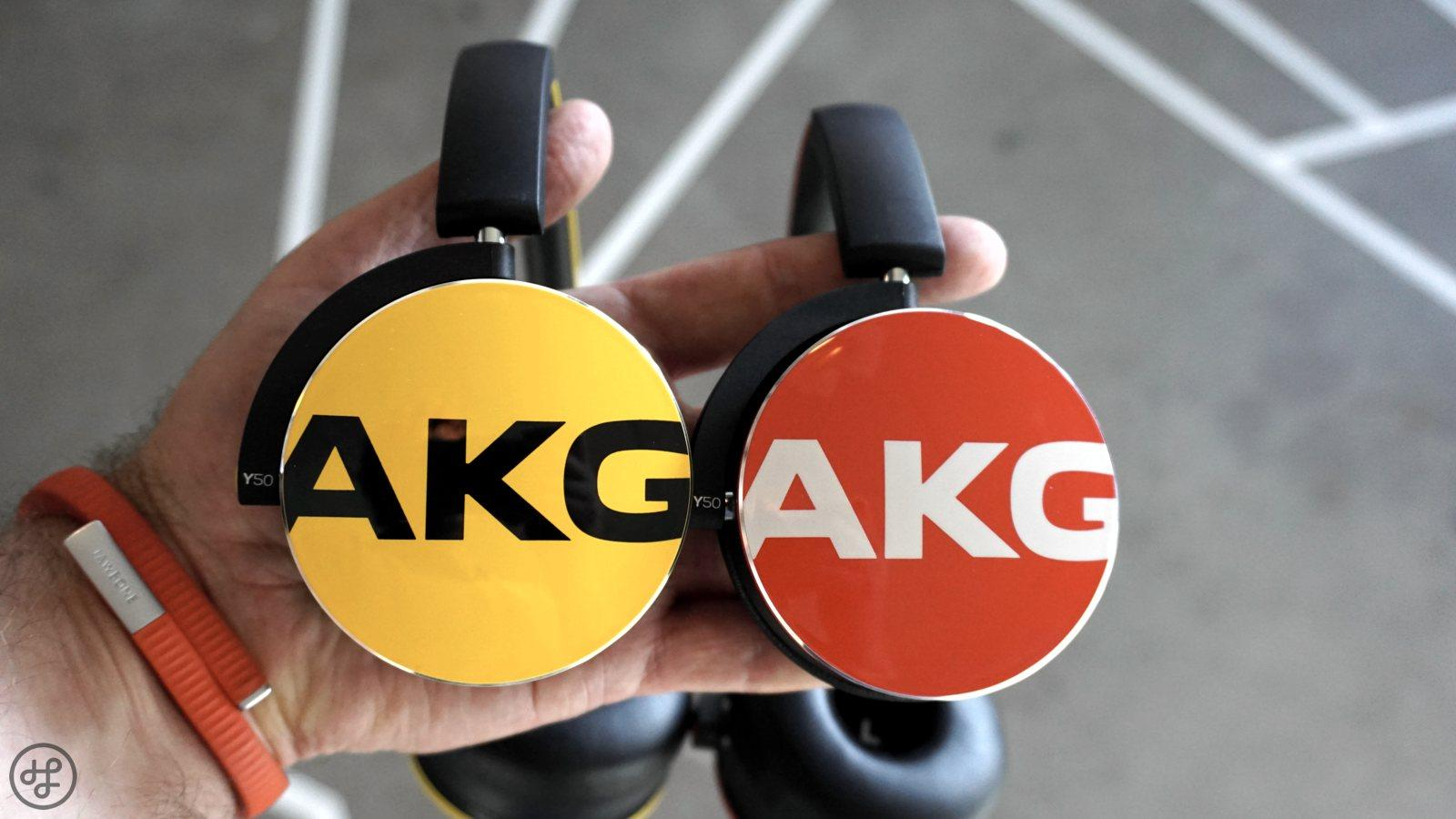 AKG Y50 Lead