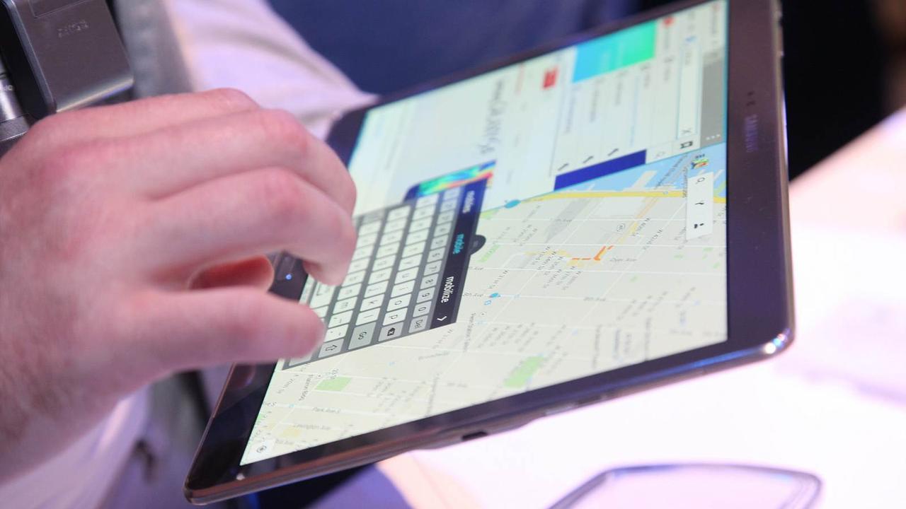 Samsung Galaxy Tab S Lead
