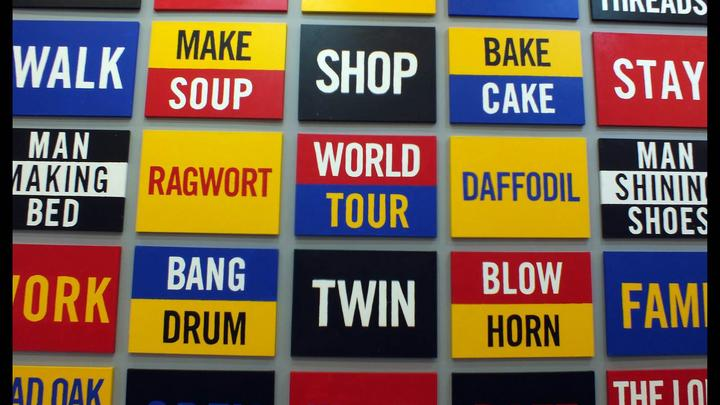 Bill Drummond Kunst
