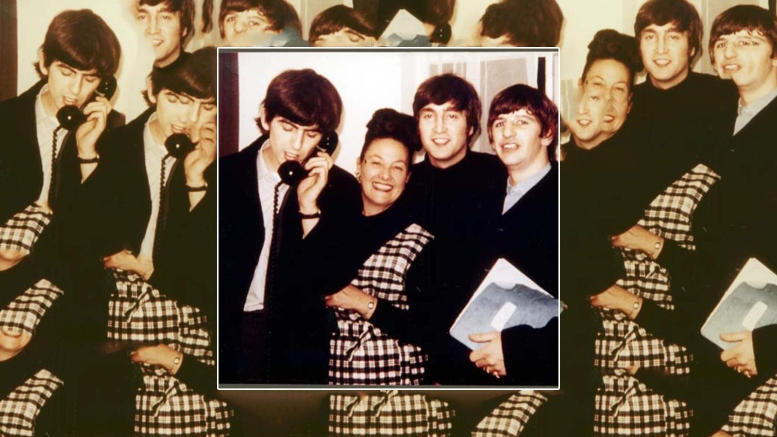 Beatles Binny Lum