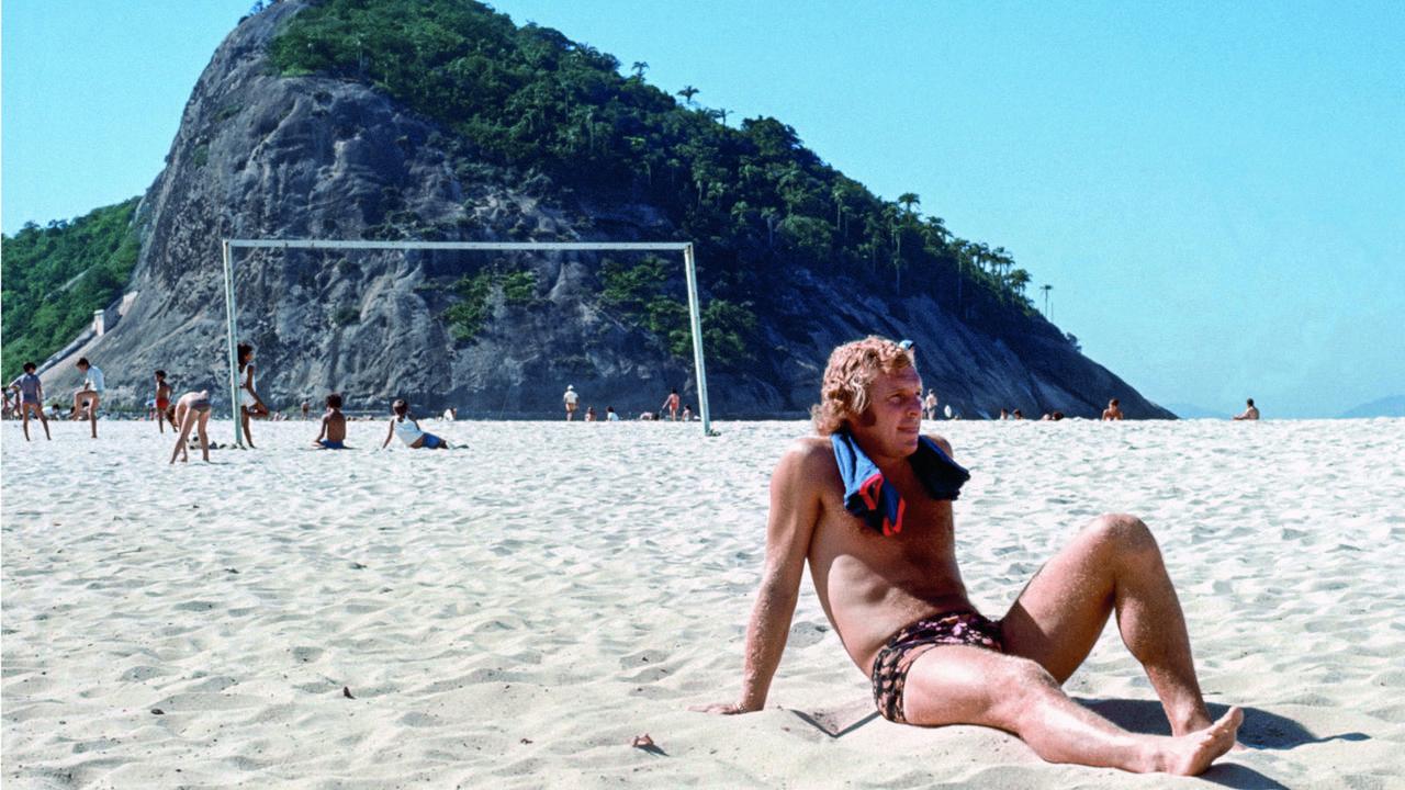 Fussball in den Siebzigern