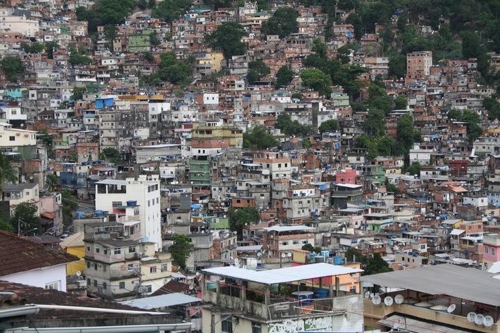 Die Favela Rocinha