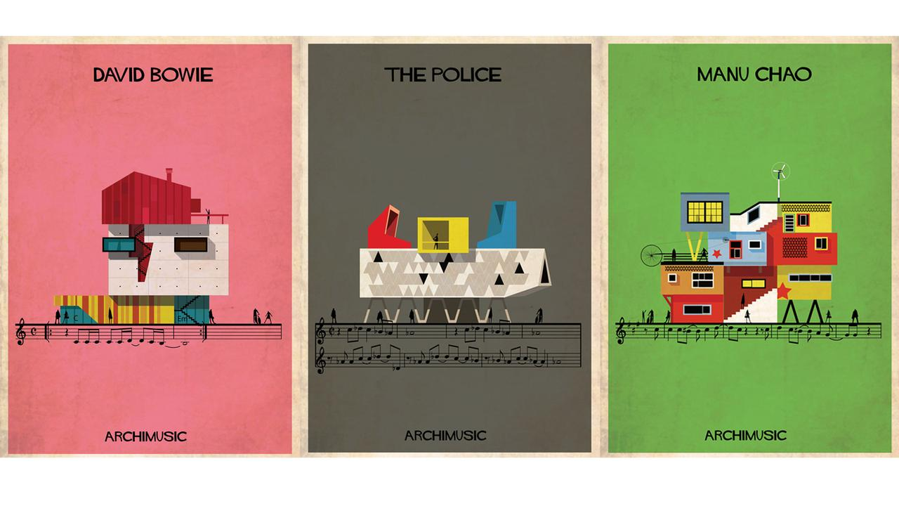 Archimusic Poster