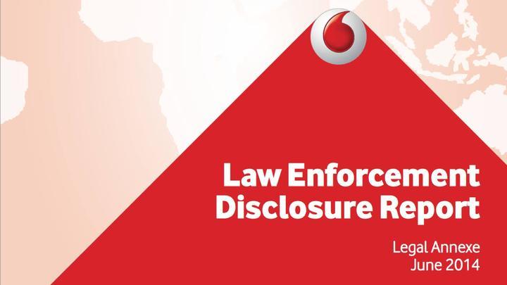 Vodafone Bericht