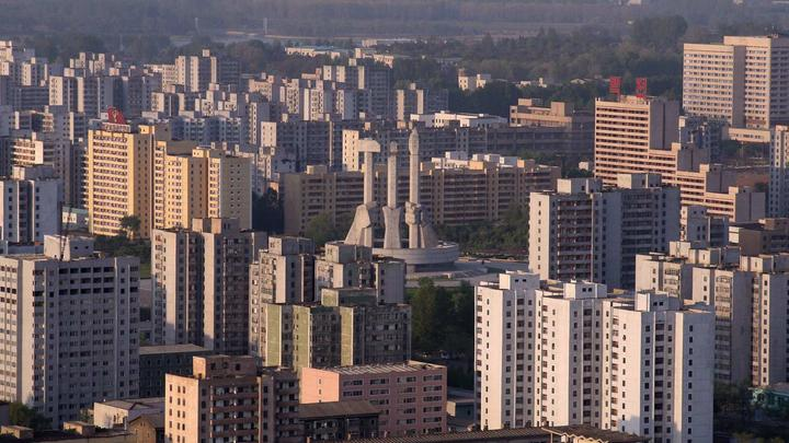 Nordkorea Panorama
