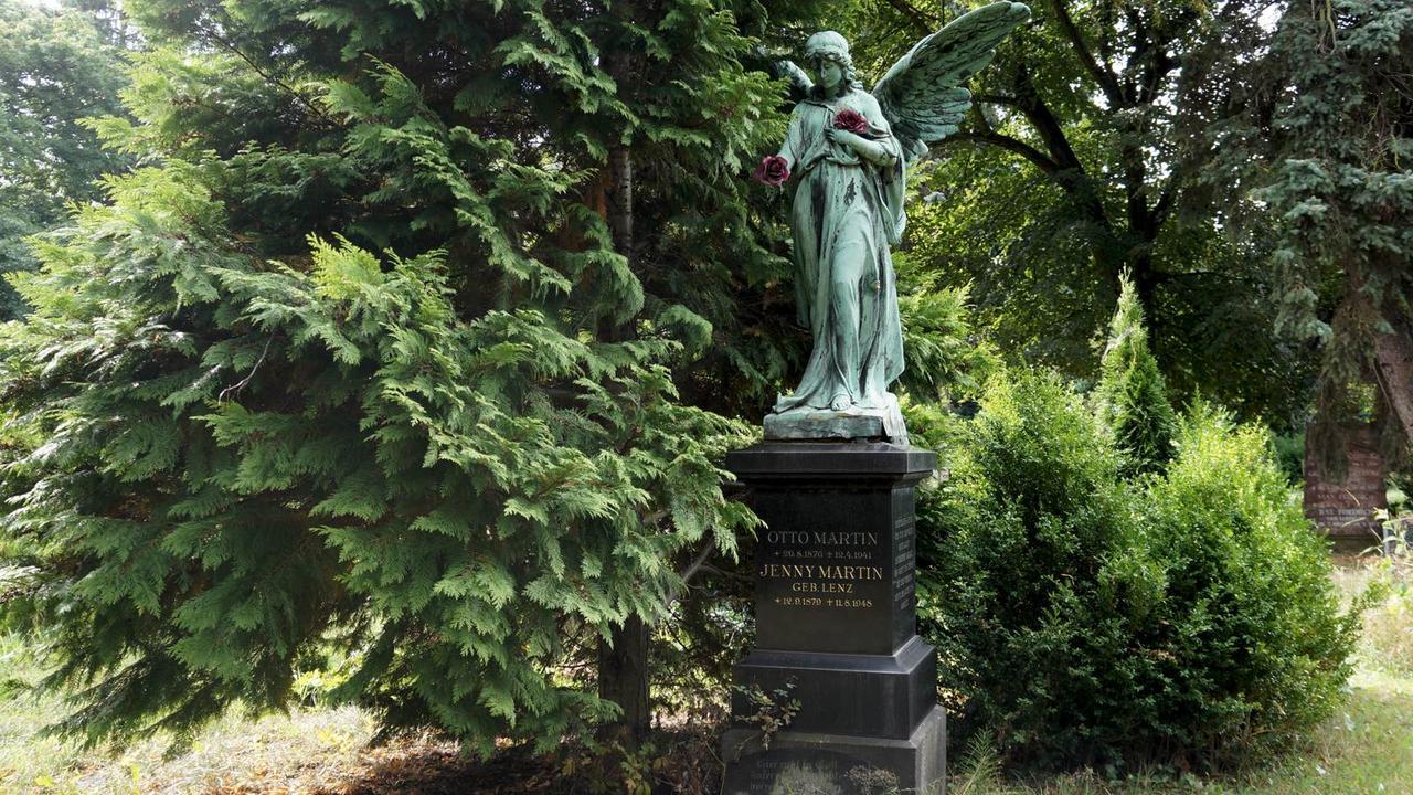 Leben auf dem Friedhof - lead