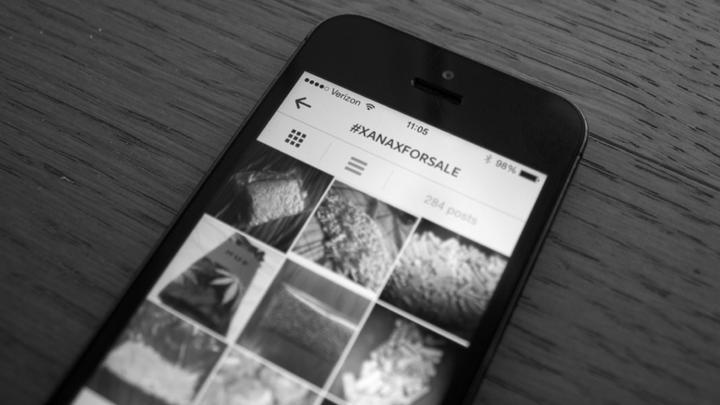 Instagram-Xanax