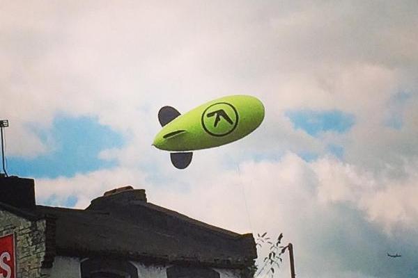 Aphex Twin Zeppelin