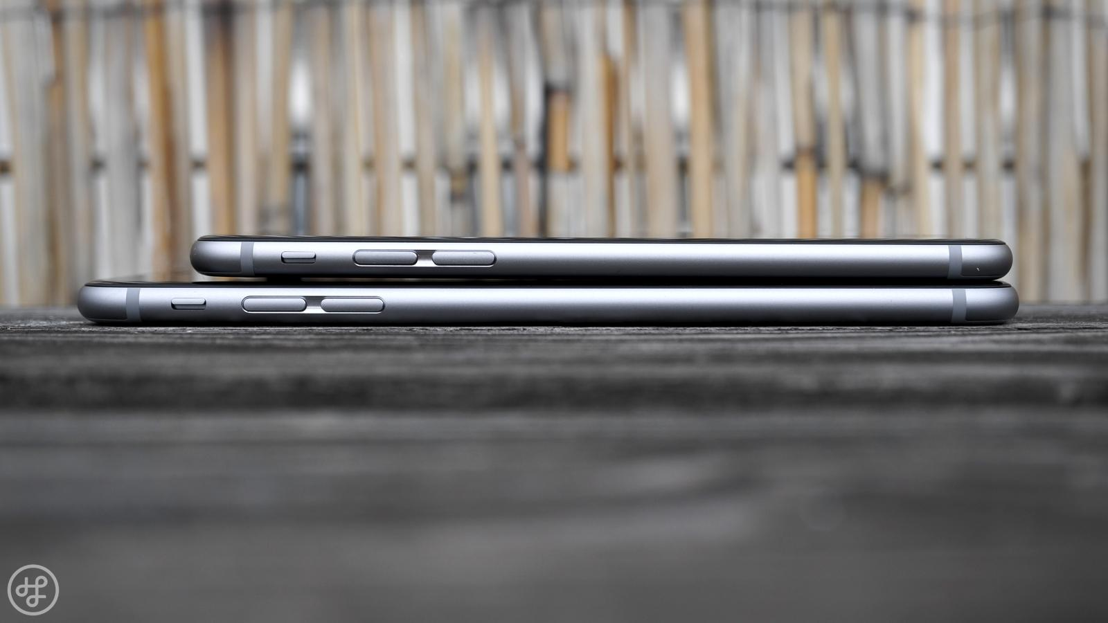 iPhone 6 Review closer
