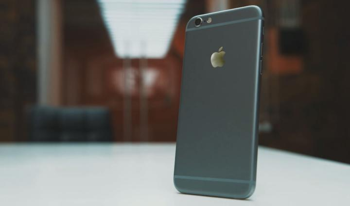 iPhone 6 Prototyp