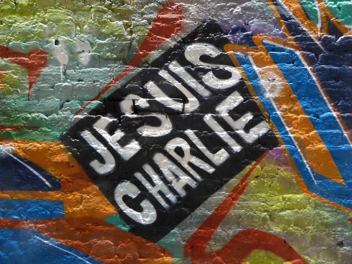 Je Suis Charlie 2