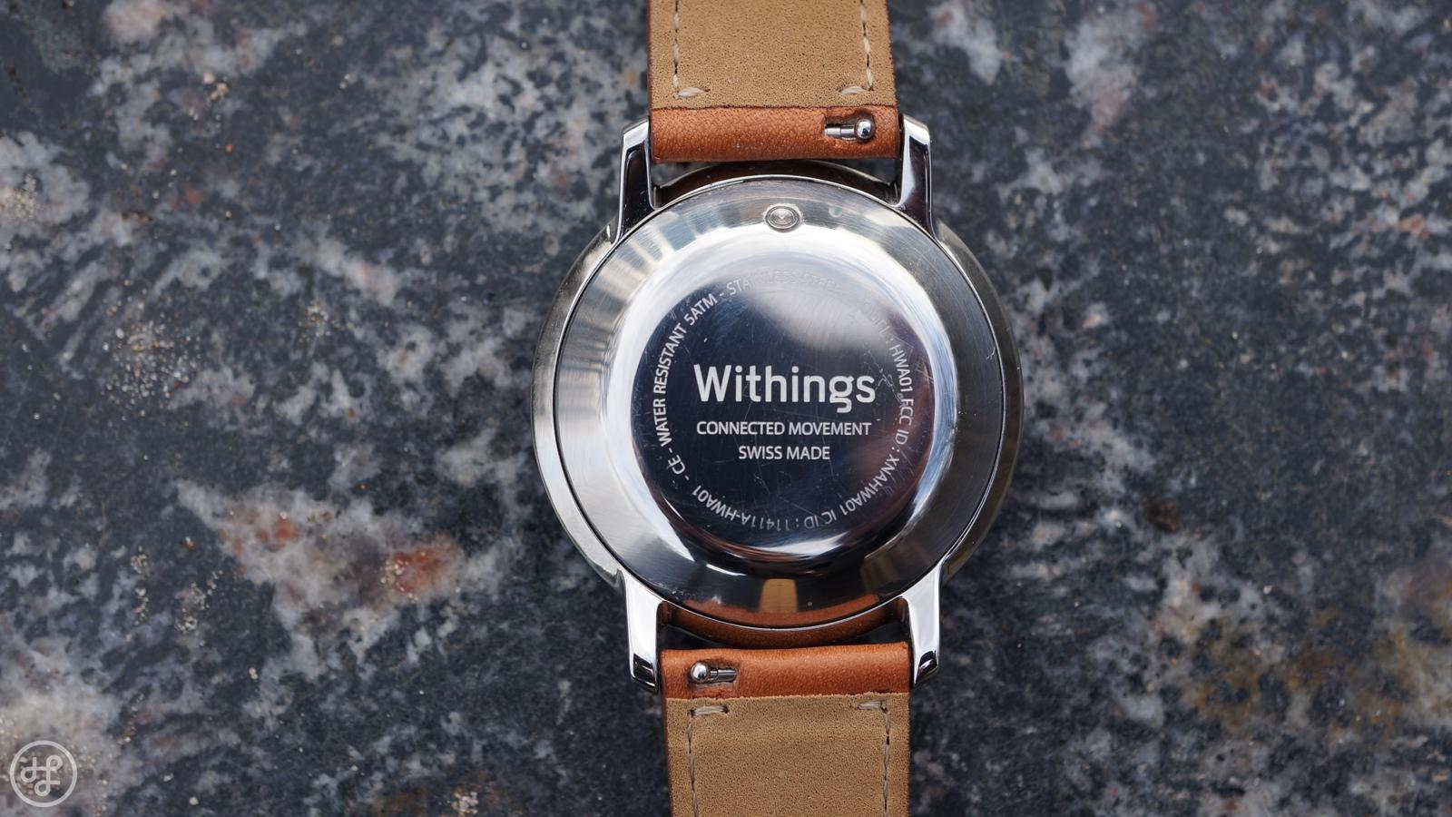 Review Withings Activite 03