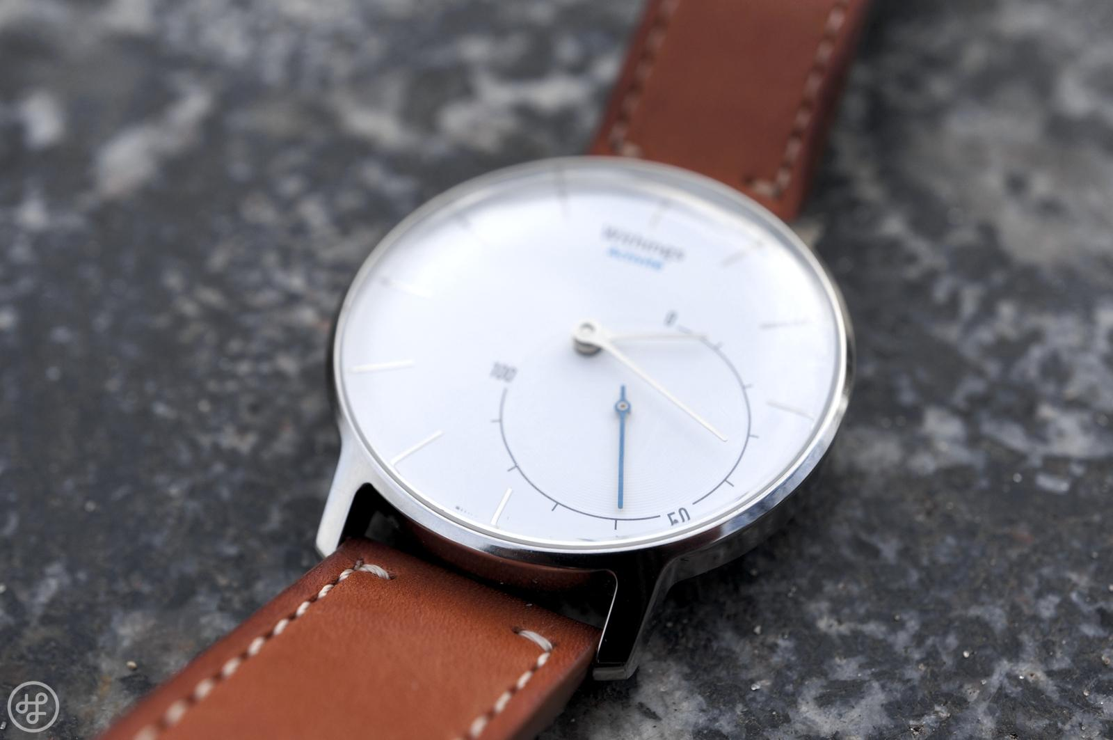 Review Withings Activite 04