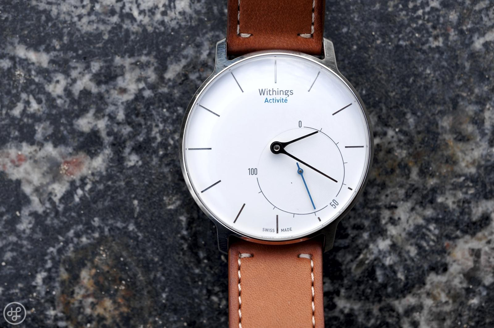 Review Withings Activite full