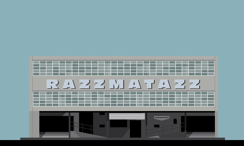 Razzmatazz, Amsterdam
