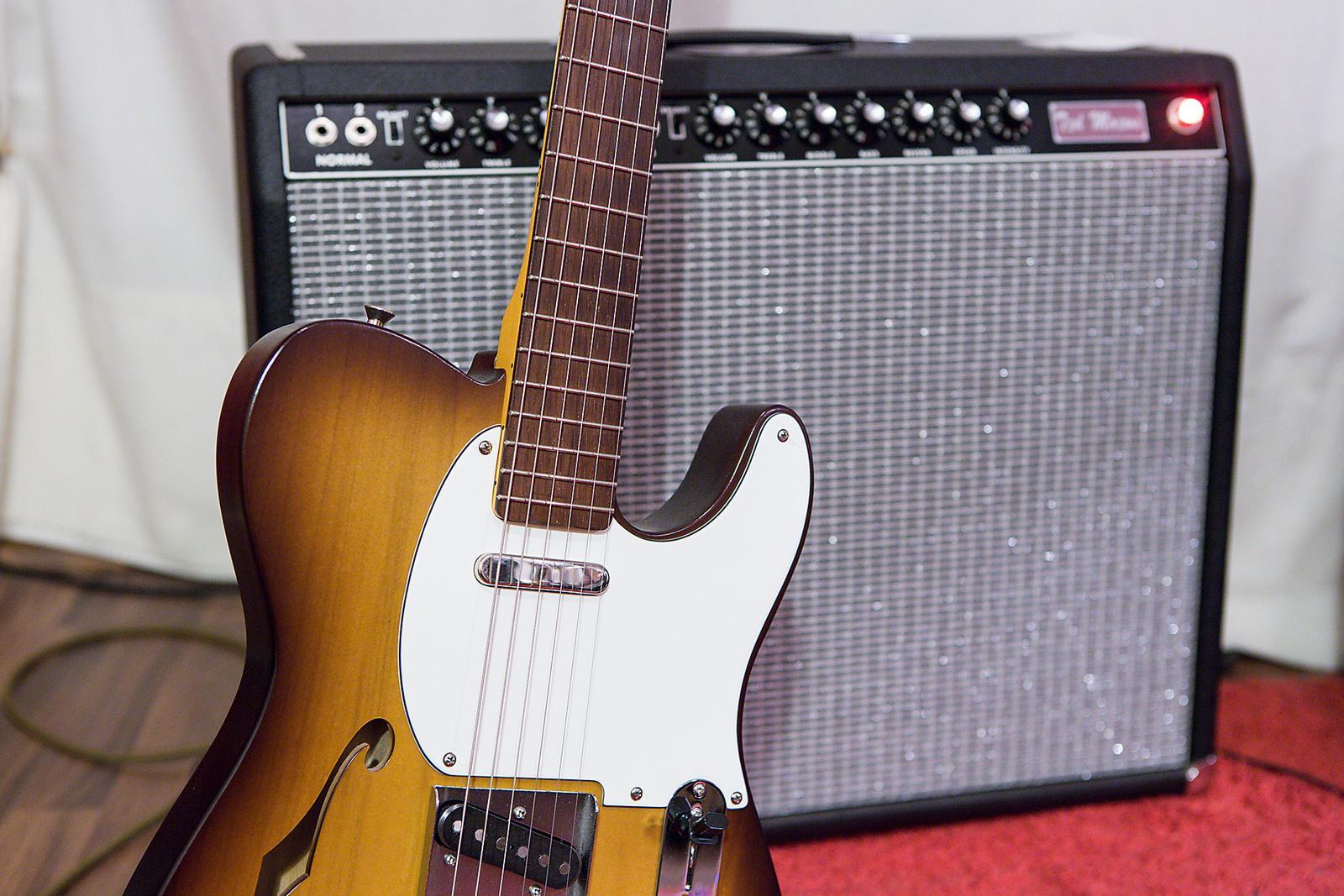 Gitarre Front
