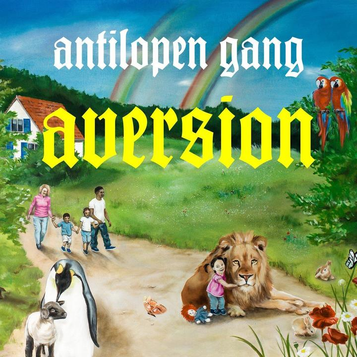 Antilopen Gang Aversion