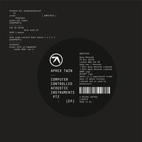 WW Aphex Twin Computer